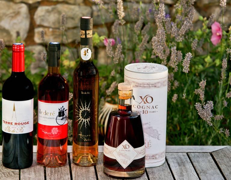 Le Cognac de l'Ile de Ré