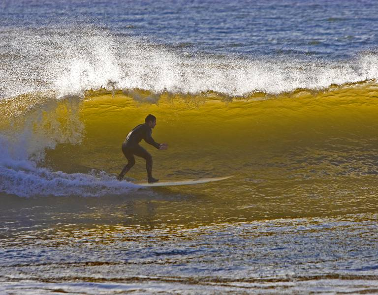 Sport de surf sur l'Ile de Ré (c) François Blanchard