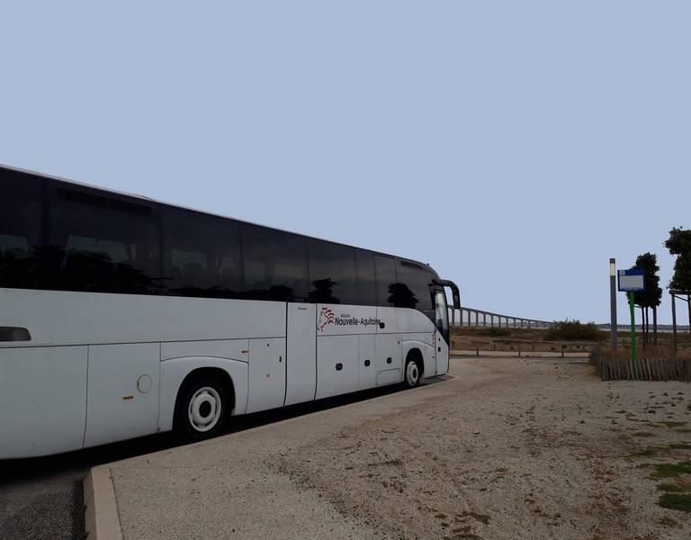 Bus, Ile de Ré