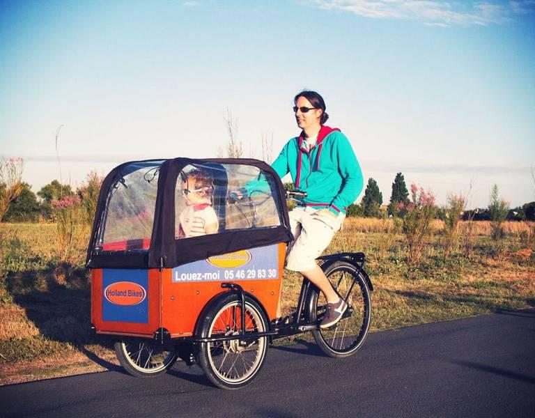 Cargobike Ile de Ré
