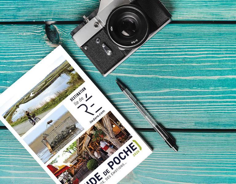 Guide de poche tourisme Ile de Ré