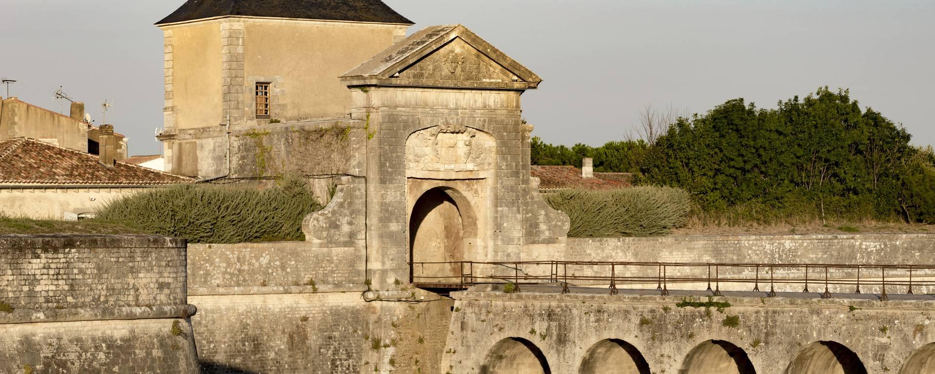Les fortifications de Saint-martin de ré