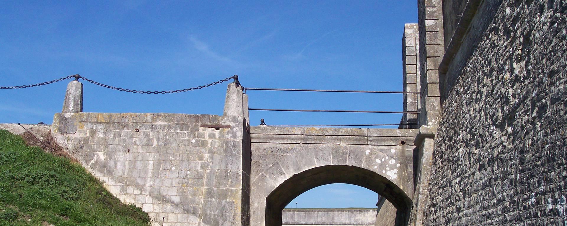 Pont de la porte des campani ©Guillaume Cudennec