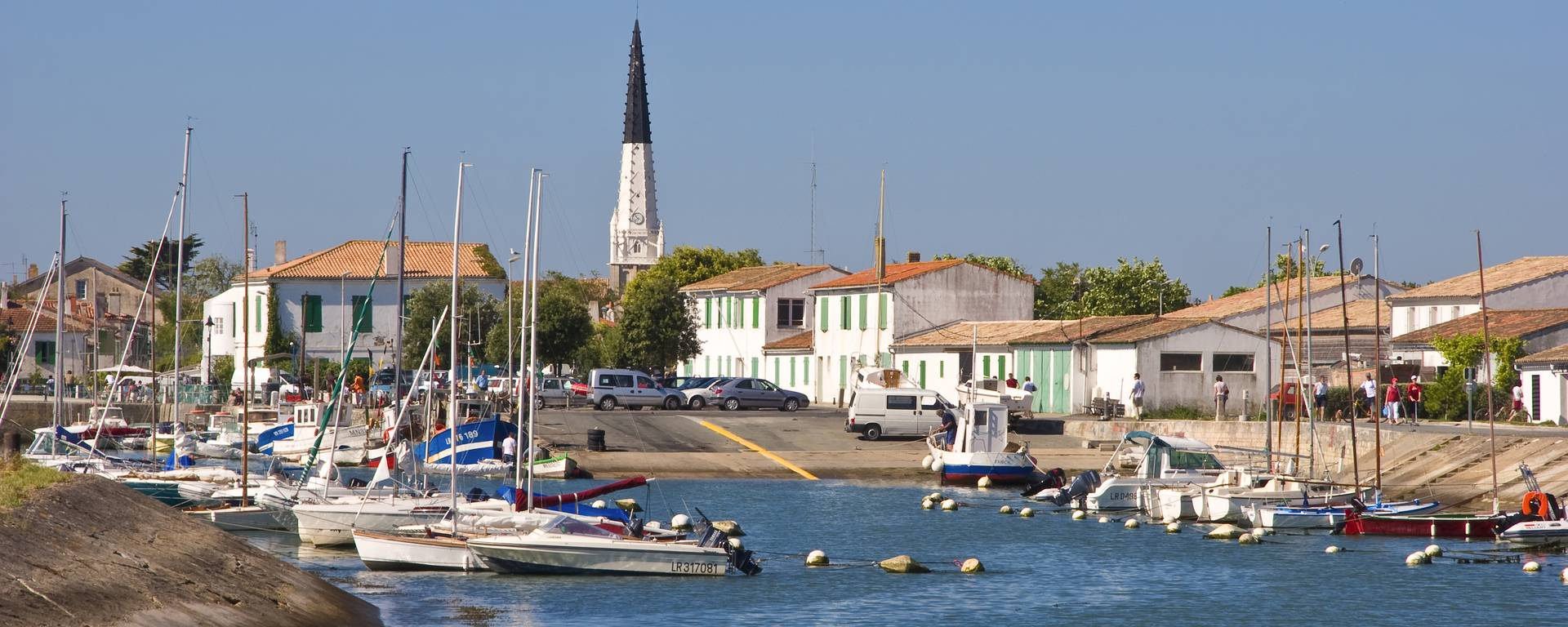 10 villages 10 visages destination ile de r site officiel de l 39 office de tourisme - Office tourisme ars en re ...