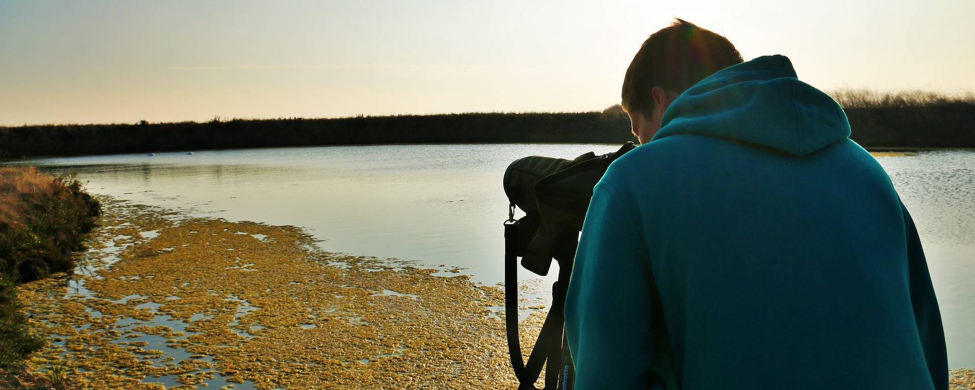 bservation des oiseaux dans la réserve ©Lesley Williamson