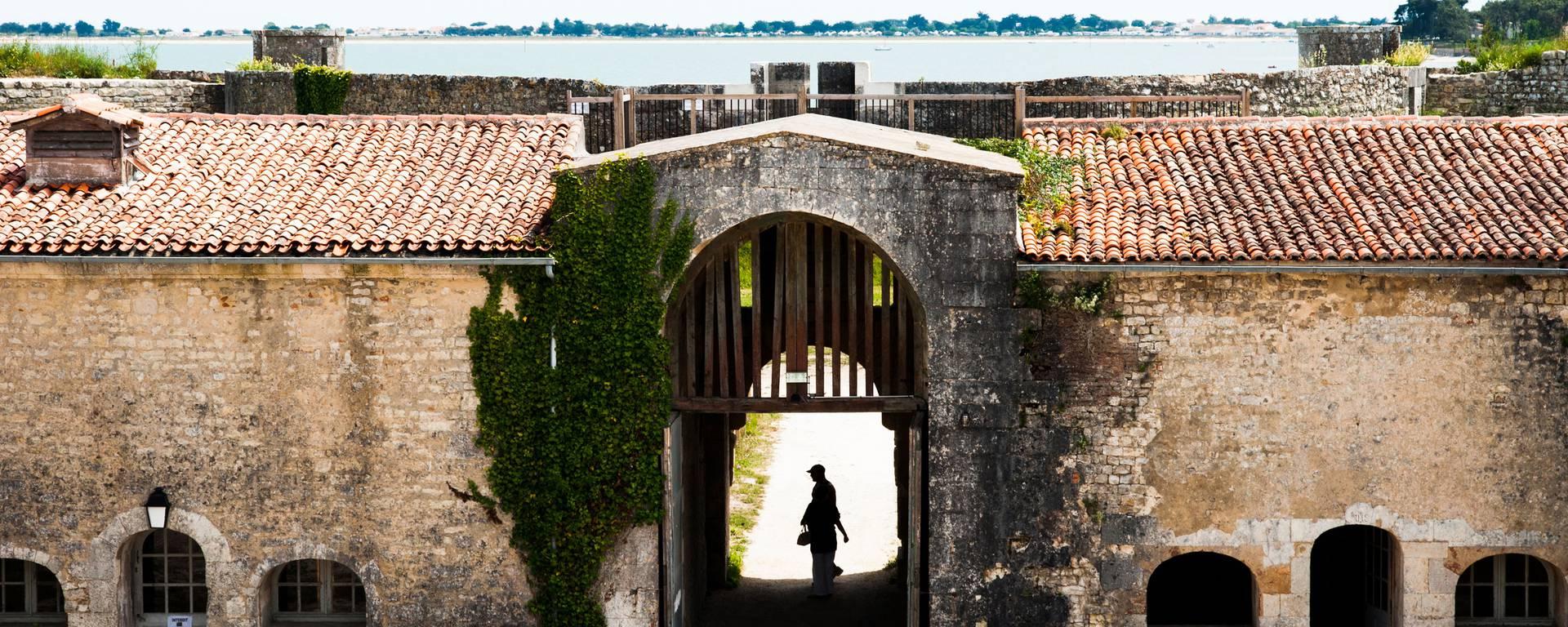 Le Fort de la Prée par Elsa-Giraud