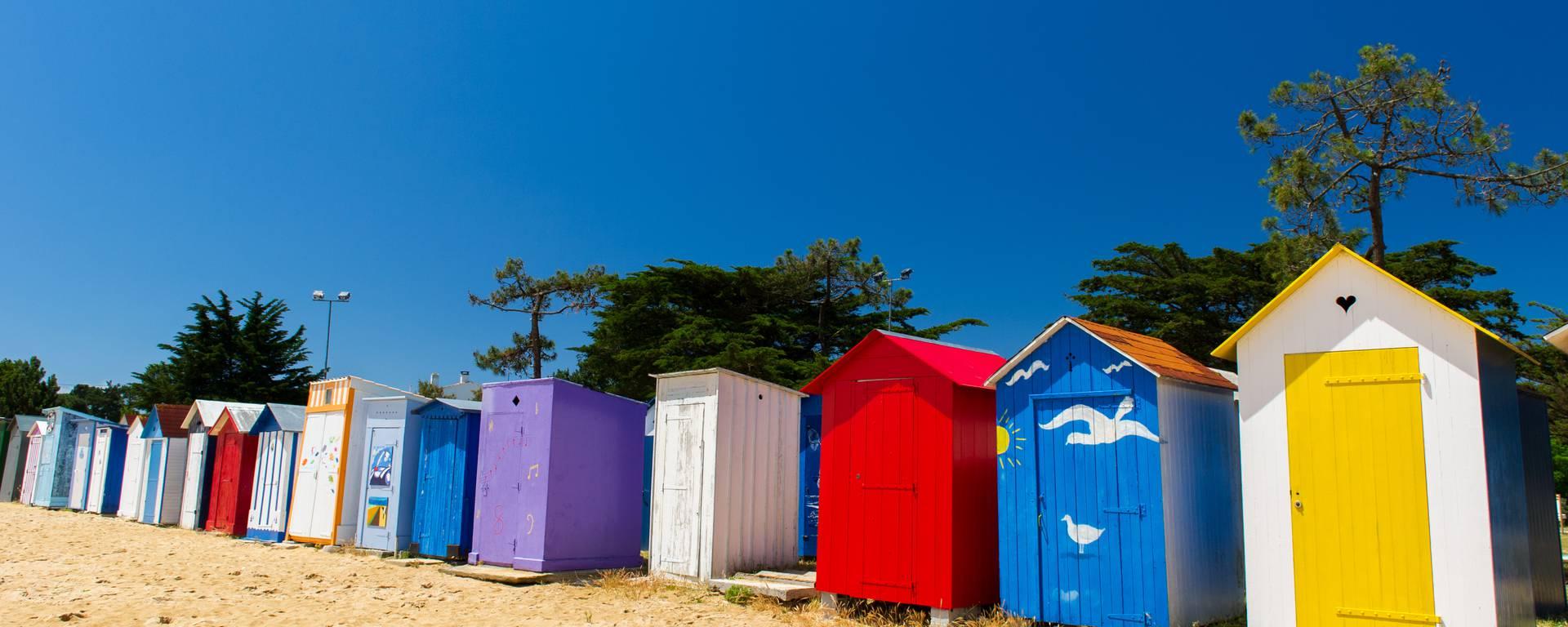 Les belles plage de l'île d'Oléron