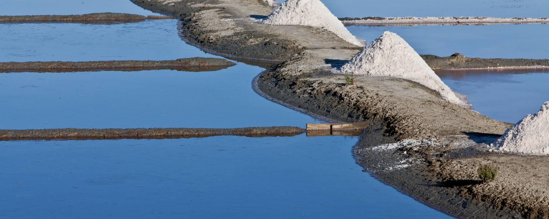 Pyramides de sel par ©François Blanchard