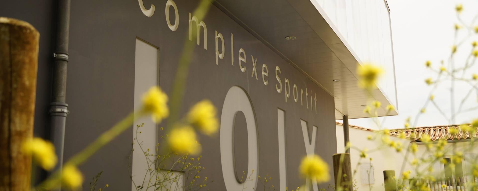Complexe sportif de Loix, pratiquez le sport en toute saison photo de Pierre Galine