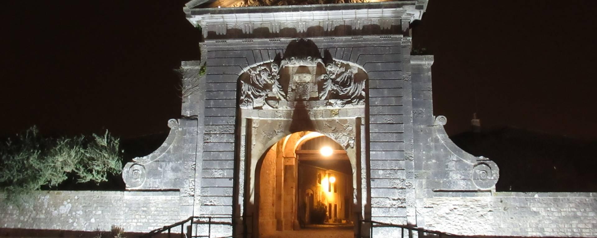 Visite guidée, fortification Saint-Martin-de-Ré, Laurence Furic.