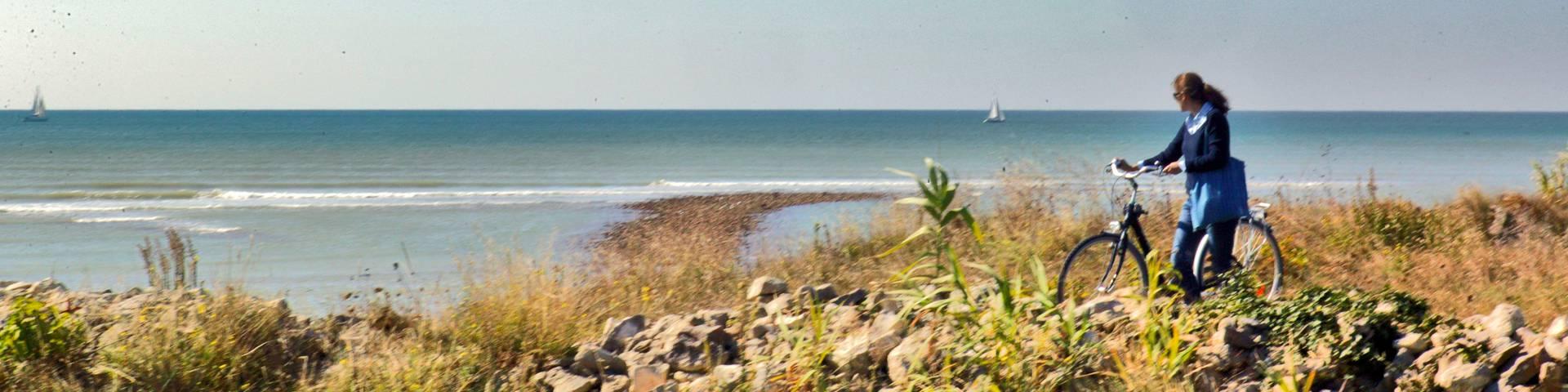 Balade au bord de mer ©Jac'phot