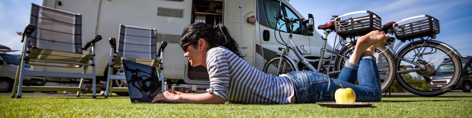 Les campings aux Portes-en-Ré, île de ré