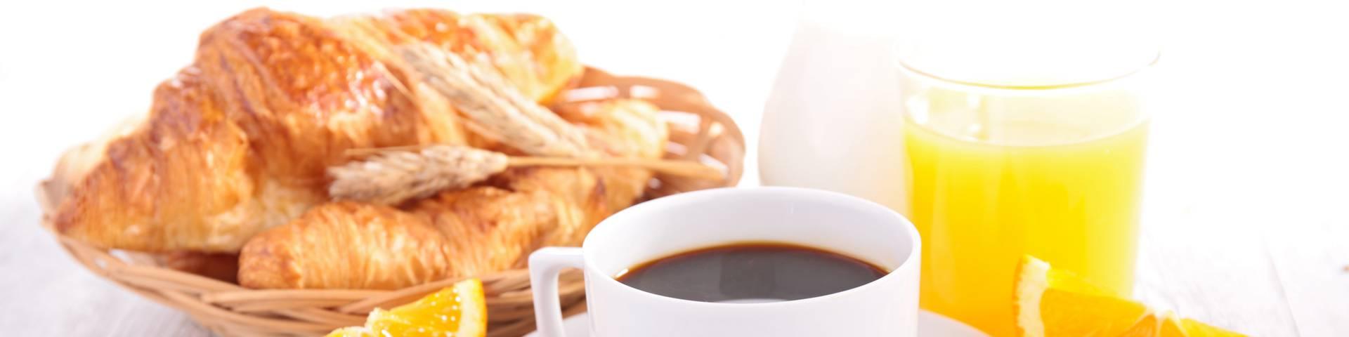 Petit-déjeuner à Sainte-Marie-de-Ré
