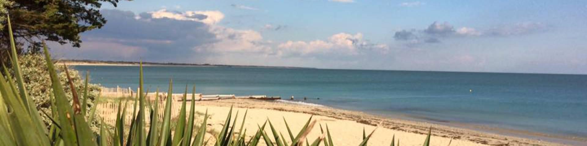 Les plages à Ars-en-Ré