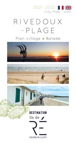 Plan village - Rivedoux-Plage