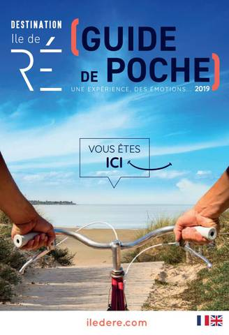 Couverture Guide de poche 2019