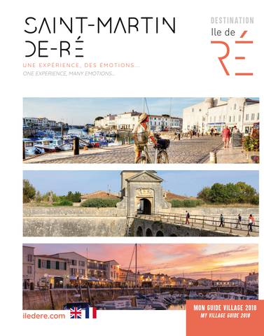 Collection village Saint-Martin de Ré