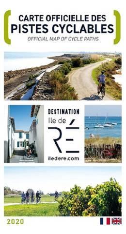 Carte Des Pistes Cyclables 2020 Destination Ile De Re Site Officiel De L Office De Tourisme