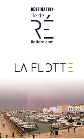 Plan village La Flotte