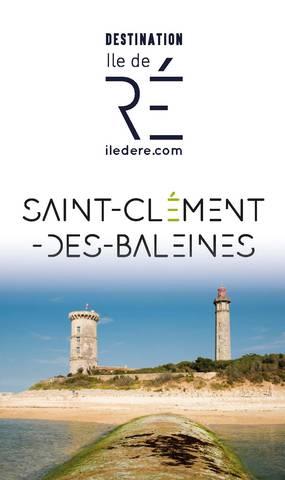 Plan Saint-Clément-des-Baleines
