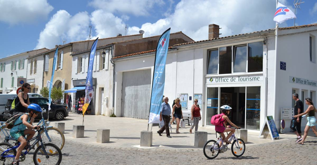 Les bureaux d 39 accueil destination ile de r site officiel de l 39 office de tourisme - Office de tourisme ars en re ...