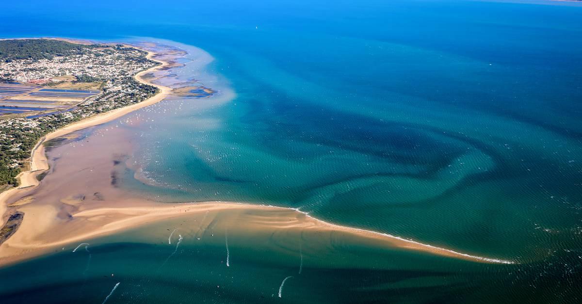 Les plages de l'île de Ré, carte intéractive | Destination Ile de Ré | Site Officiel de l'Office ...