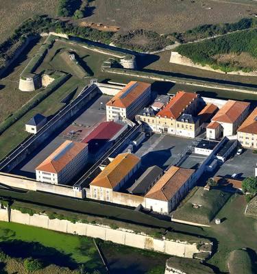 Saint-Martin-de-Ré prison