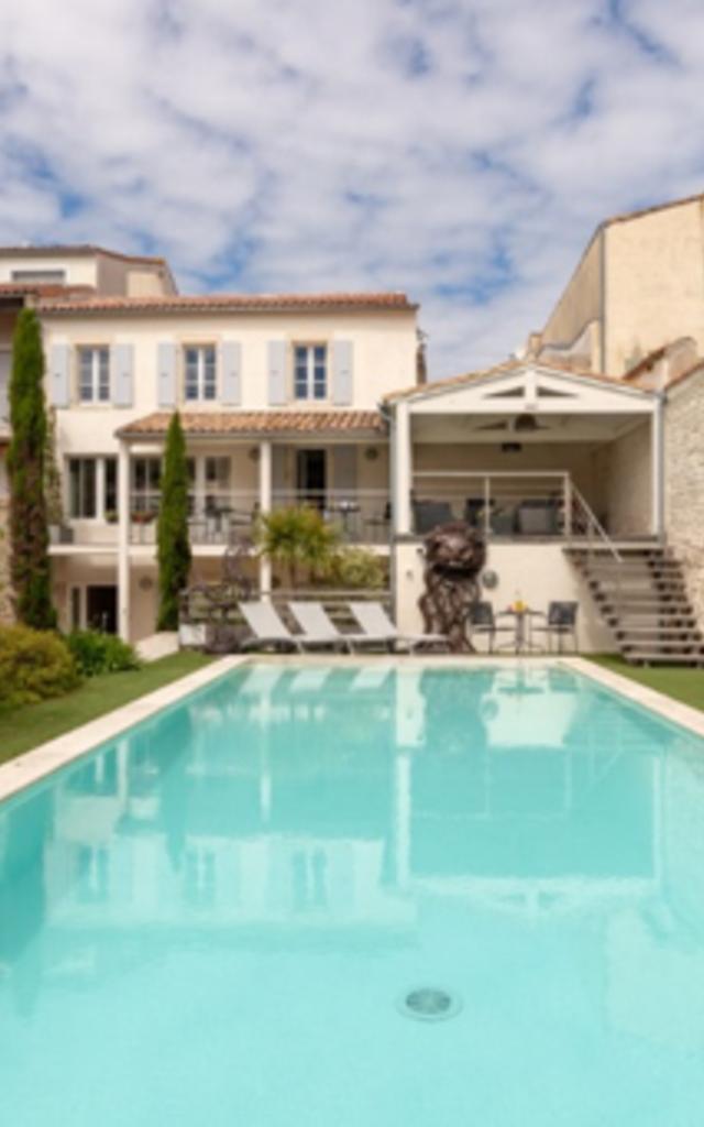 ©Hôtel Le Galion et La Villa de l'Eclusier