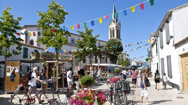 Culture et patrimoine à La Couarde-sur-Mer