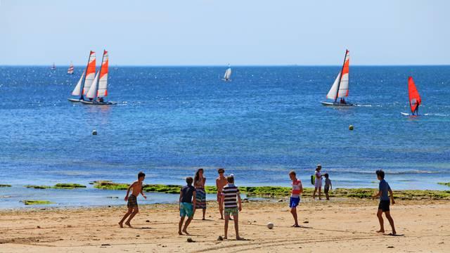 les activités à la Couarde-sur-Mer