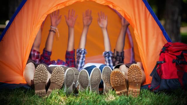 Les campings à Saint-Clément