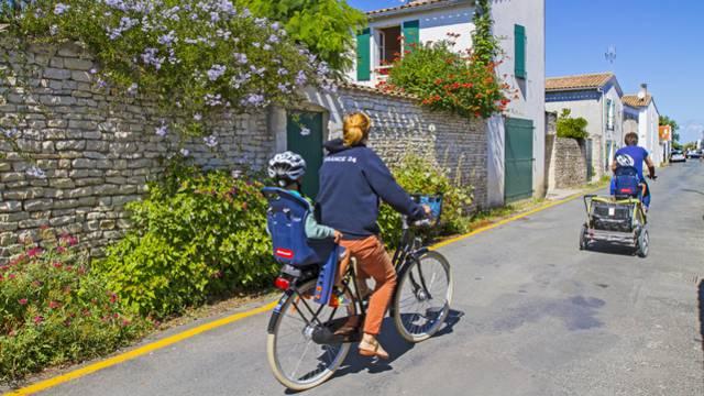 Les locations de vélos à Saint-Clément-des-Baleines