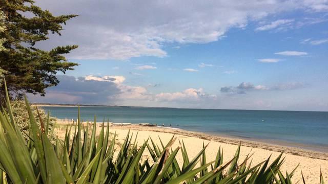 Les plages à Ars