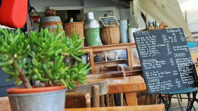 Les restaurants à Ars-en-Ré
