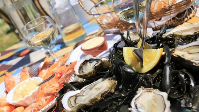 Les restaurants à la Couarde-sur-Mer