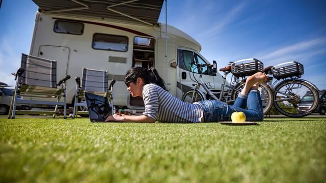 Aires de camping cars