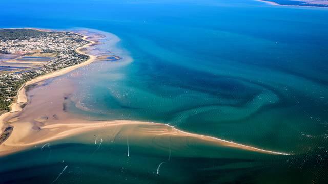 L'île de Ré vue du ciel par Les Vols de Max