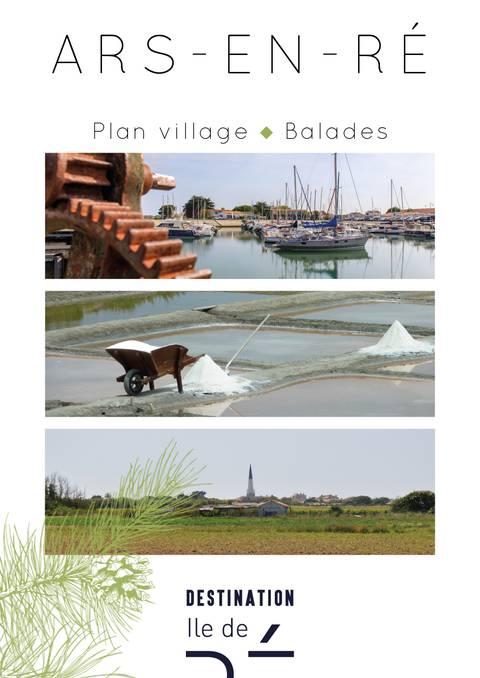 Plan village - Ars-en-Ré