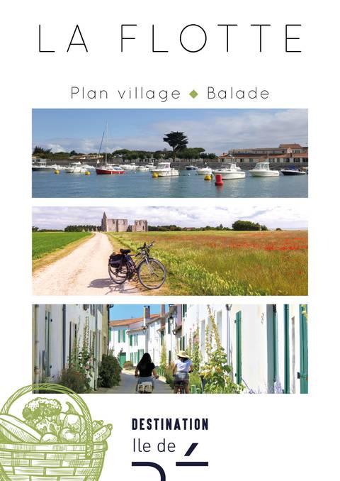 Plan village - La Flotte