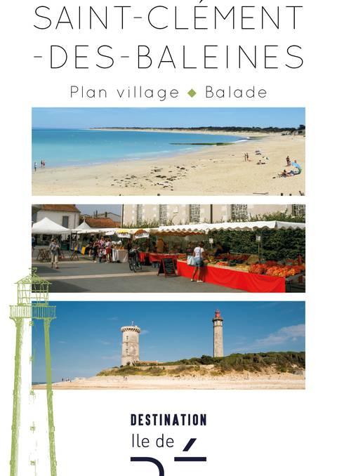 Plan village - Saint-Clément-des-Baleines