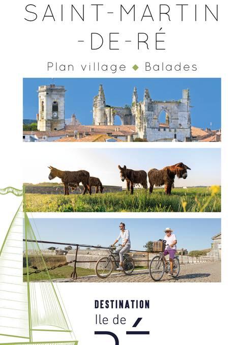 Plan village - Saint-Martin-de-Ré