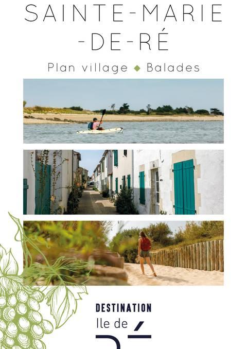 Plan village - Sainte-Marie-de-Ré