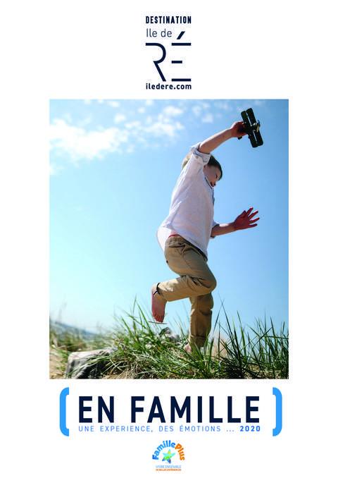 guide famille Ile de Ré 2020