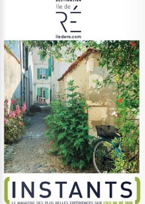 "Le Magazine ""Instants"" 2020"