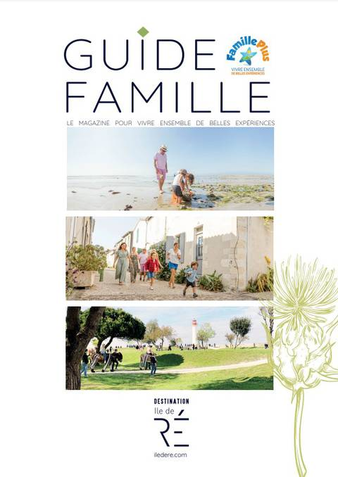 guide famille Ile de Ré 2021