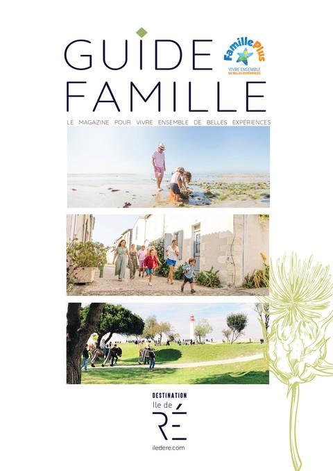 Guide famille 2021 ile de ré