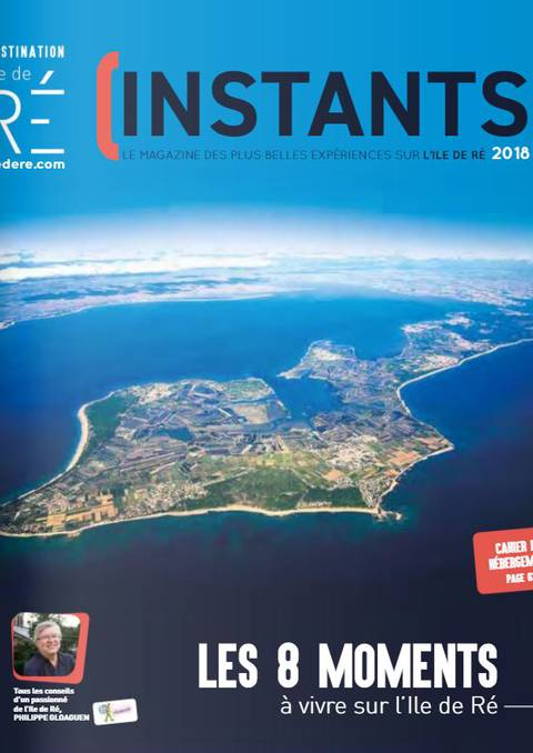 "Le Magazine ""Instants"" 2018"