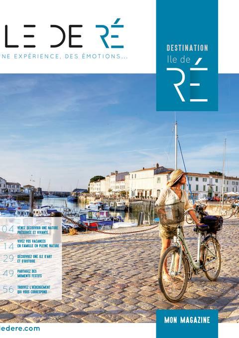 Mon magazine Ile de Ré