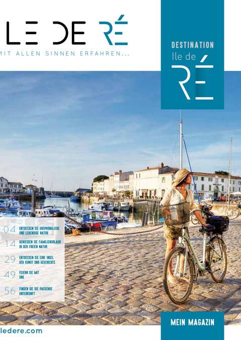 My Magazine of Ile de Ré