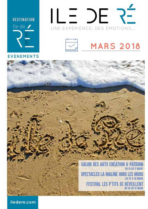 Guide des animations mars 2018
